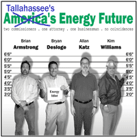 All GEOPolitics is Local:  Tallahassee's Energy Future