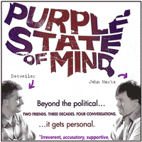 A Purple State of Mind: Finding Middle Ground in a Divided Culture