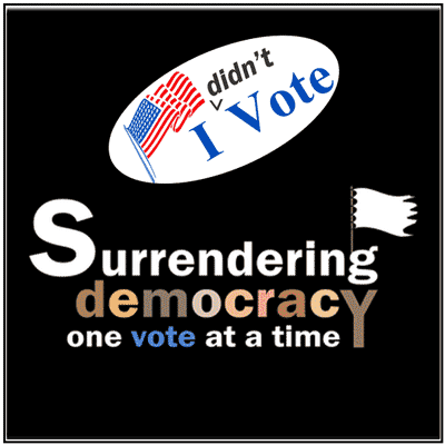 Surrendering Democracy